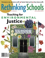 Book cover for Rethinking Schools
