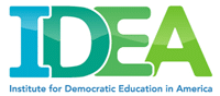 IDEA - Institute for Democratic Education in America logo