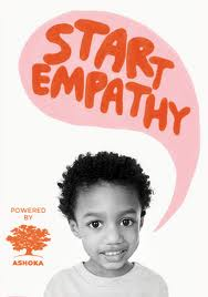 Book cover for Start Empathy